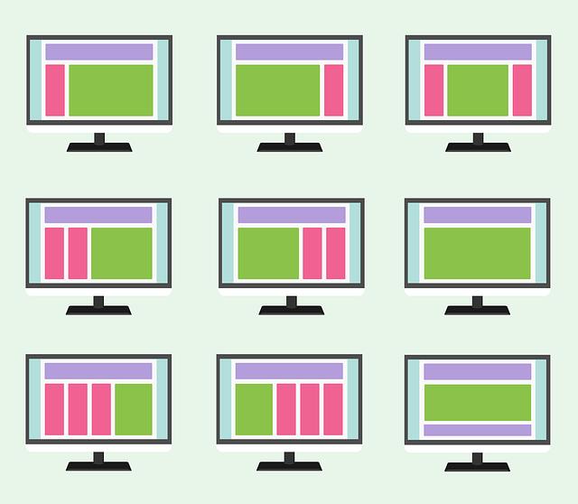 Types of Website Design Layouts