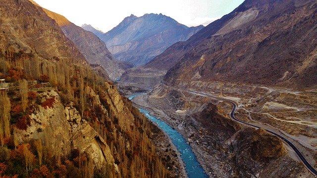 rivers Pakistan